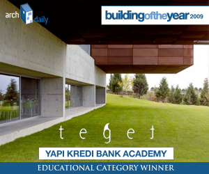 Building Of The Year 2009, Educational category winner: TEGET