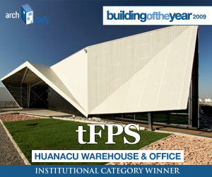 Building Of The Year 2009, Institutional category winner: tFPS