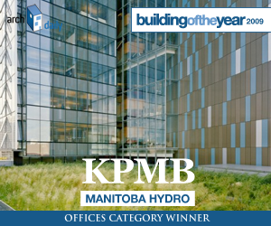 Building Of The Year 2009, Offices category winner: KPMB