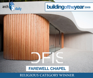 Building Of The Year 2009, Religious category winner: OFIS
