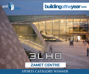 Building Of The Year 2009, Sports category winner: 3LHD